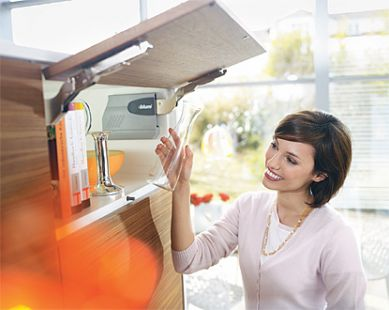 AVENTOS HK i�in TIP-ON
