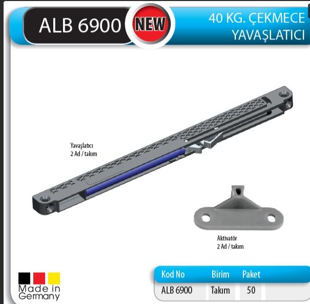 ALB 6900 40 KG �EKMECE YAVA�LATICISI
