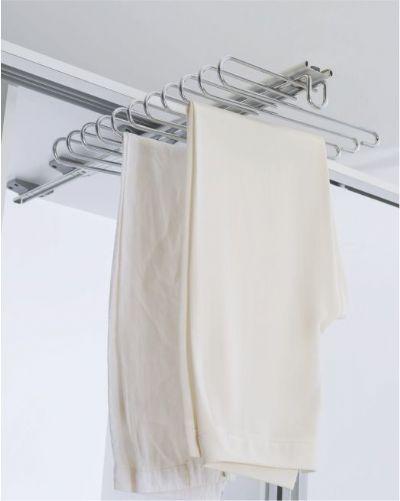 Tavan Ba�lant�l� Rayl� Al�minyum Pantolon Ask�s�
