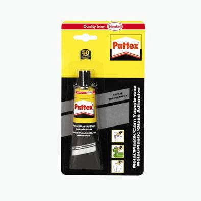 Pattex Metal - Plastik - Cam Yapıştırıcı