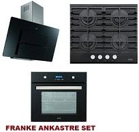FRANKE ANKASTRE SET