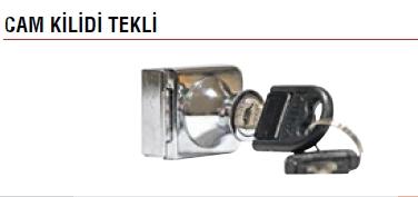 KIMEX CAM KİLİDİ TEKLİ  407
