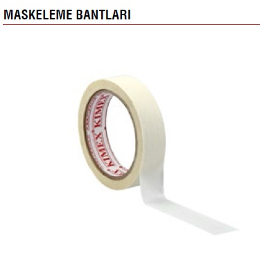 MASKELEME BANTLARI KIMEX