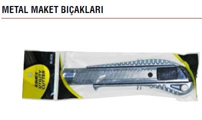 METAL MAKET BI�AKLARI