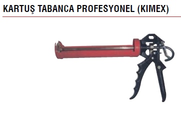KARTU� TABANCA PROFESYONEL (KIMEX)
