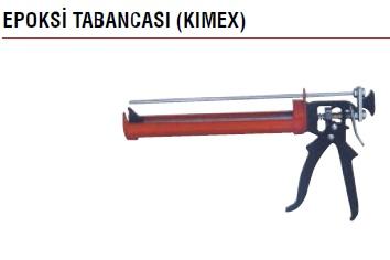EPOKSİ TABANCASI (KIMEX)