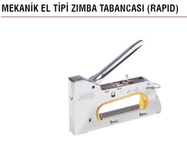 MEKAN�K EL T�P� ZIMBA TABANCASI (RAPID)