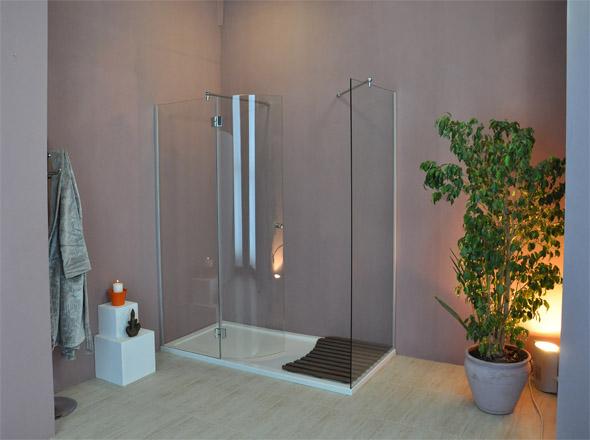 Oval Elit Kapı Duş
